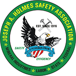 Joseph A. Holmes Safety Association Logo